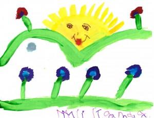 Miranda P., Age 8