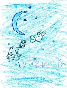 Yazmin D., Age 7
