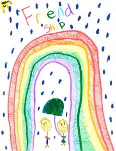 Shaelin R., Age 9